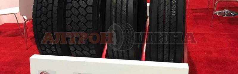 Грузовые шины Otani Отани, посещение завода
