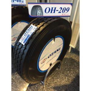 12R22,5 OTANI OH209 Грузовые шины КИТАЙ